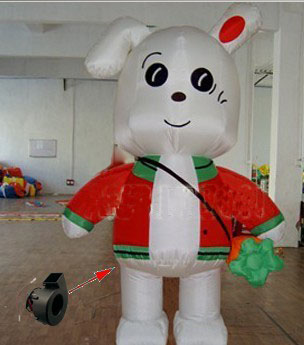 rabbit Inflatable Mascot Manufacture