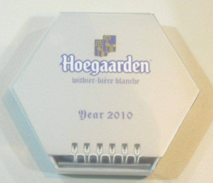  In Pack beer Promotion  Hoegarrden 