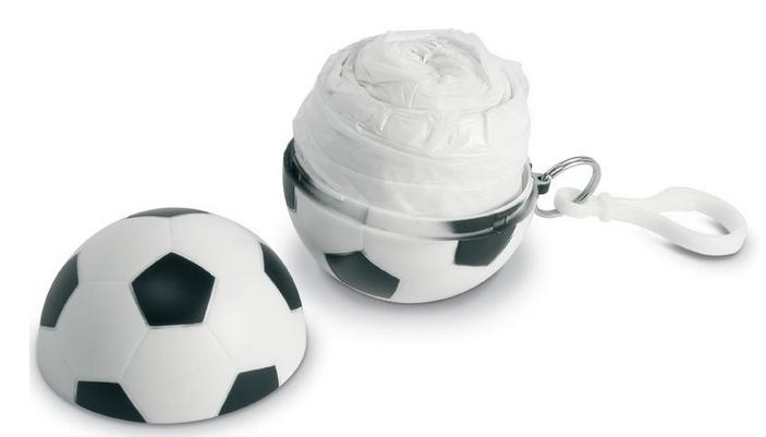 poncho ball football Capsule Promo Packaging