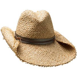 Cheap promotional straw hat