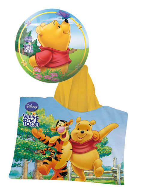 winnie ponchoball1 Capsule Promo Packaging