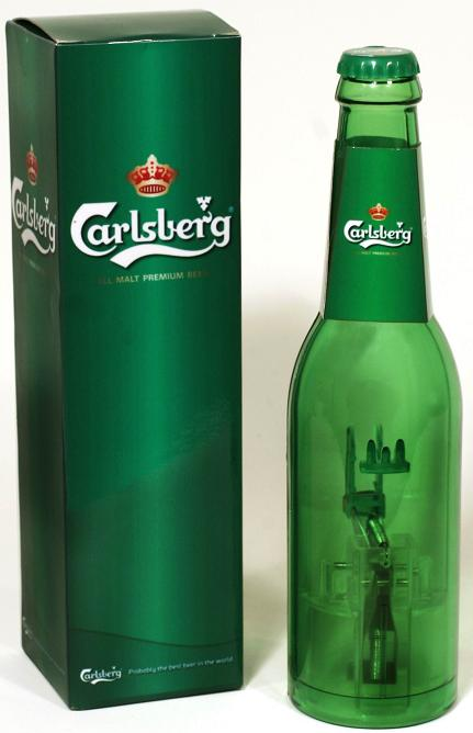 carlsberg beer opener Automatic Beer bottle opener