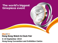 hong kong watch and clock fair Hong Kong Watch and Clock Fair