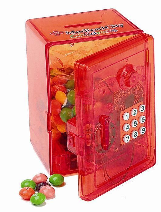 r31 Custom Candy Dispensers for Promotions