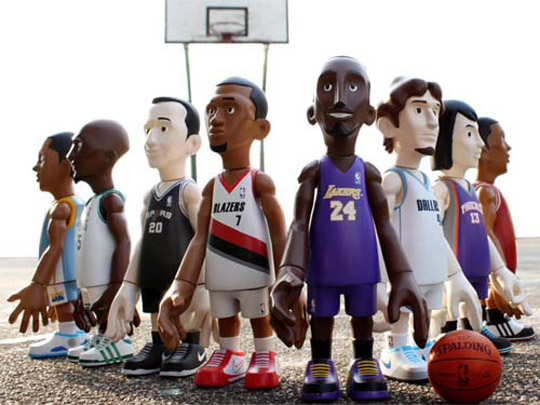  Celebrate Sport Victories with Promo Figurines