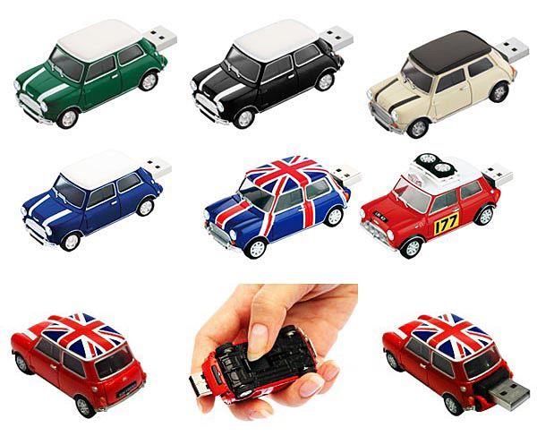 mini cooper usb flash drive 2 Celestial Movies: Mini Cooper USB Giveaway