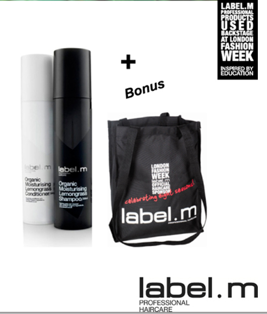 Label.m   Fashionable Promos. Gift with Purchase