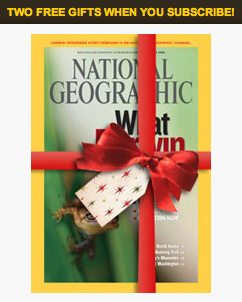 National Geographic Subscription Promotions - The ODM Group