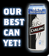 carling beer promos Carling Beer Promos in the UK.