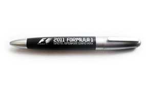 1 Promotional Products: Singapore Formula 1 Grand Prix 