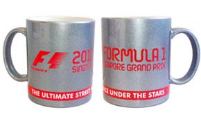 2 Promotional Products: Singapore Formula 1 Grand Prix 