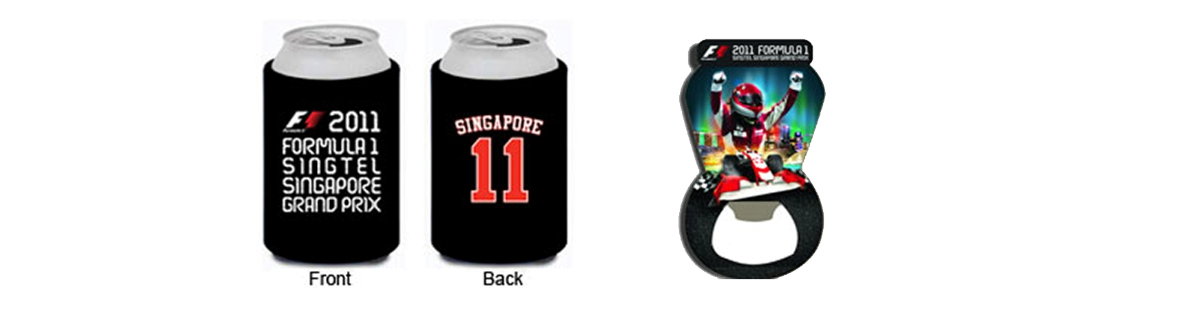 combine Promotional Products: Singapore Formula 1 Grand Prix 