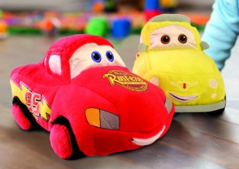 cars promotion nestle vert jpg Nestle Gift With Purchase: Promotional Cars 2 Plush Toy