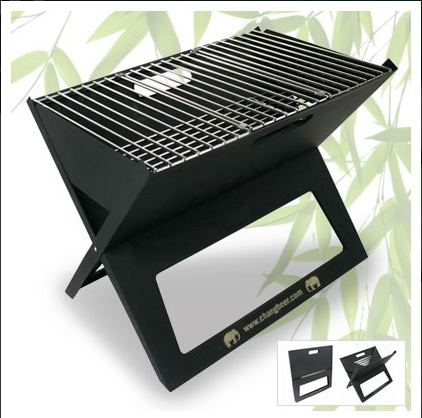 chang bbq Chang Beer: Portable BBQ Pit for your promotions