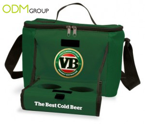 image003 300x255 Promotional Products   VB Beer Bags & Ice Cold Alarm