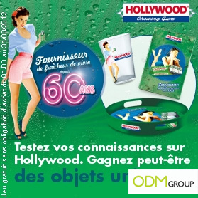 hollwood promotional glass and ashtray Promotional Gifts France   Hollywood Glasses And Tray