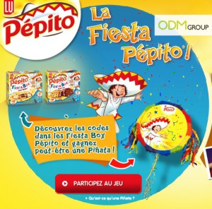 GWP Pepito 300x296 Custom Pinata by Pepito   GWP France