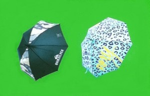 GWP Umbrellas 2 300x193 PWP Promotion   Quiksilver/Roxy Brolly by Hang Seng Bank