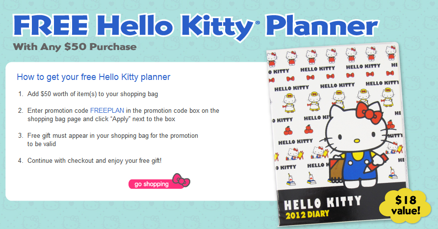 Hello Kitty Calendar 2016 Printable | Calendar Template 2016