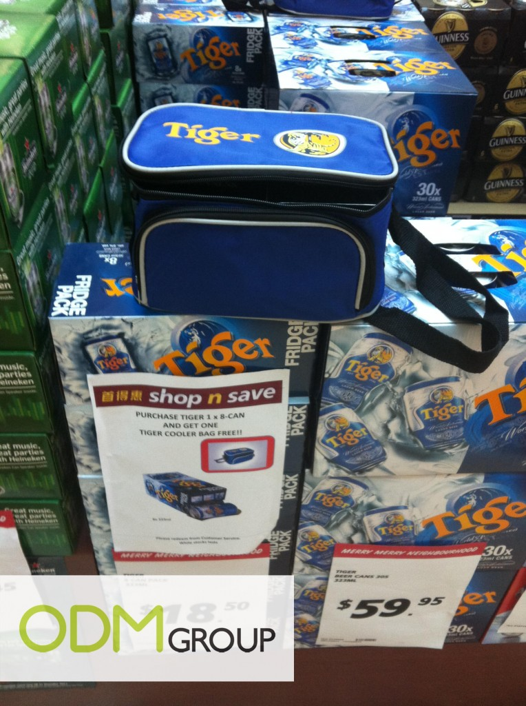 photo 4 4 764x1024 Beer Promos: Tiger Cooler Bag GWP