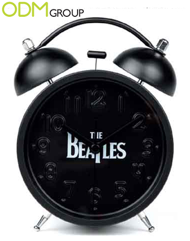 Chocoolate Old School Beatles Alarm copie :CHOCOOLATE Hong Kong   Beatles Promotional Gifts