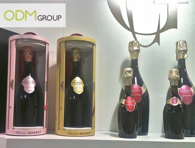 VinExpo 2012 Gosset Champagne Packaging 629x477 VinExpo 2012   Wine Glorifiers by Gosset Champagne