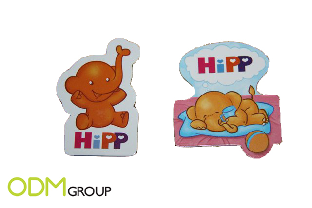 12bef5e50316 Promotional Magnets by Hipp, Russia