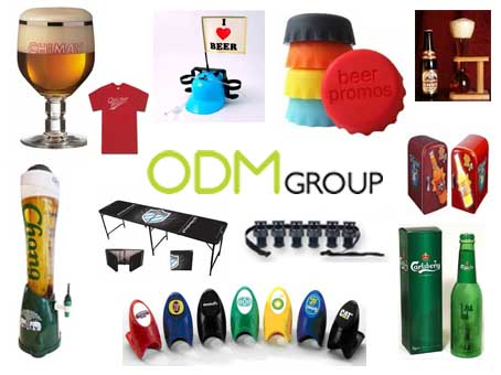 Collage Top 10 promo gift ideas for beer companies