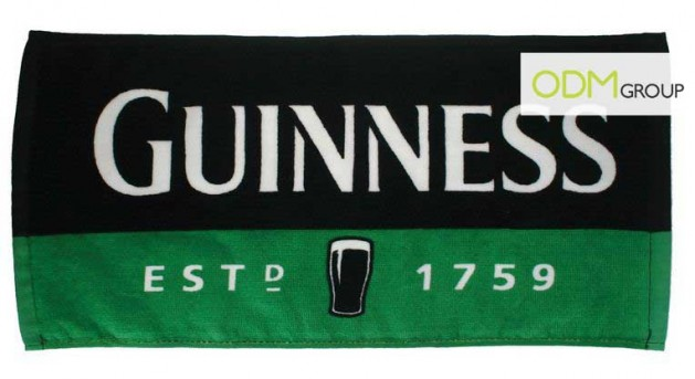 EDITED Bar towel  629x343 Top 10 promo gift ideas for beer companies