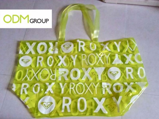 Roxy Bag Promotional Product 629x471 FACE Magazine Promo   Roxy Beach Bag 