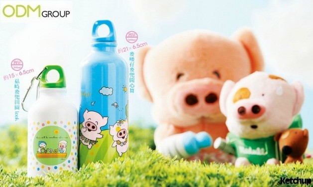 FACE GWP McDull Water Bottle  629x377 FACE GWP   McDull Water Bottle