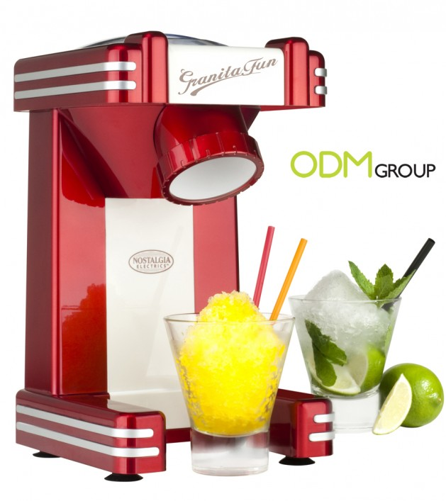 Ice crushed maker Online lottery by Carte Noire France 629x707 Crushed ice maker y Carte Noire France