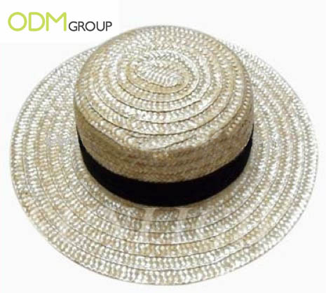 Promotional Gift Idea Straw Hat Promotional Gift Ideas   Straw Hats
