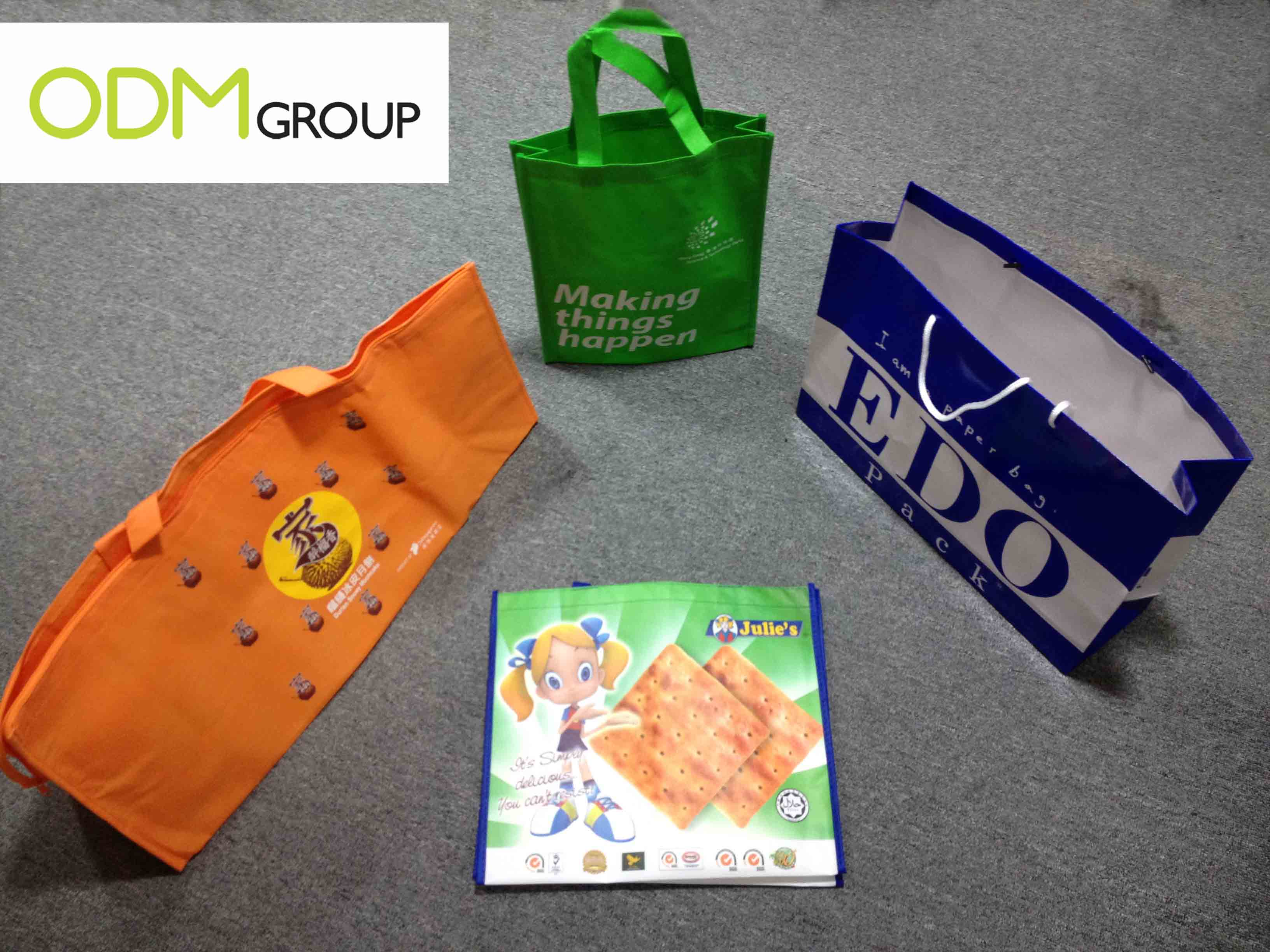 Promotional Product Hong Kong Bags from HKTDC Food Expo Promotional Product Hong Kong   Bags from HKTDC Food Expo