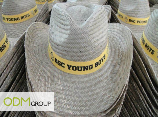 Young Boys Promotional Cow Boy Hat Promotional Gift Ideas   Straw Hats