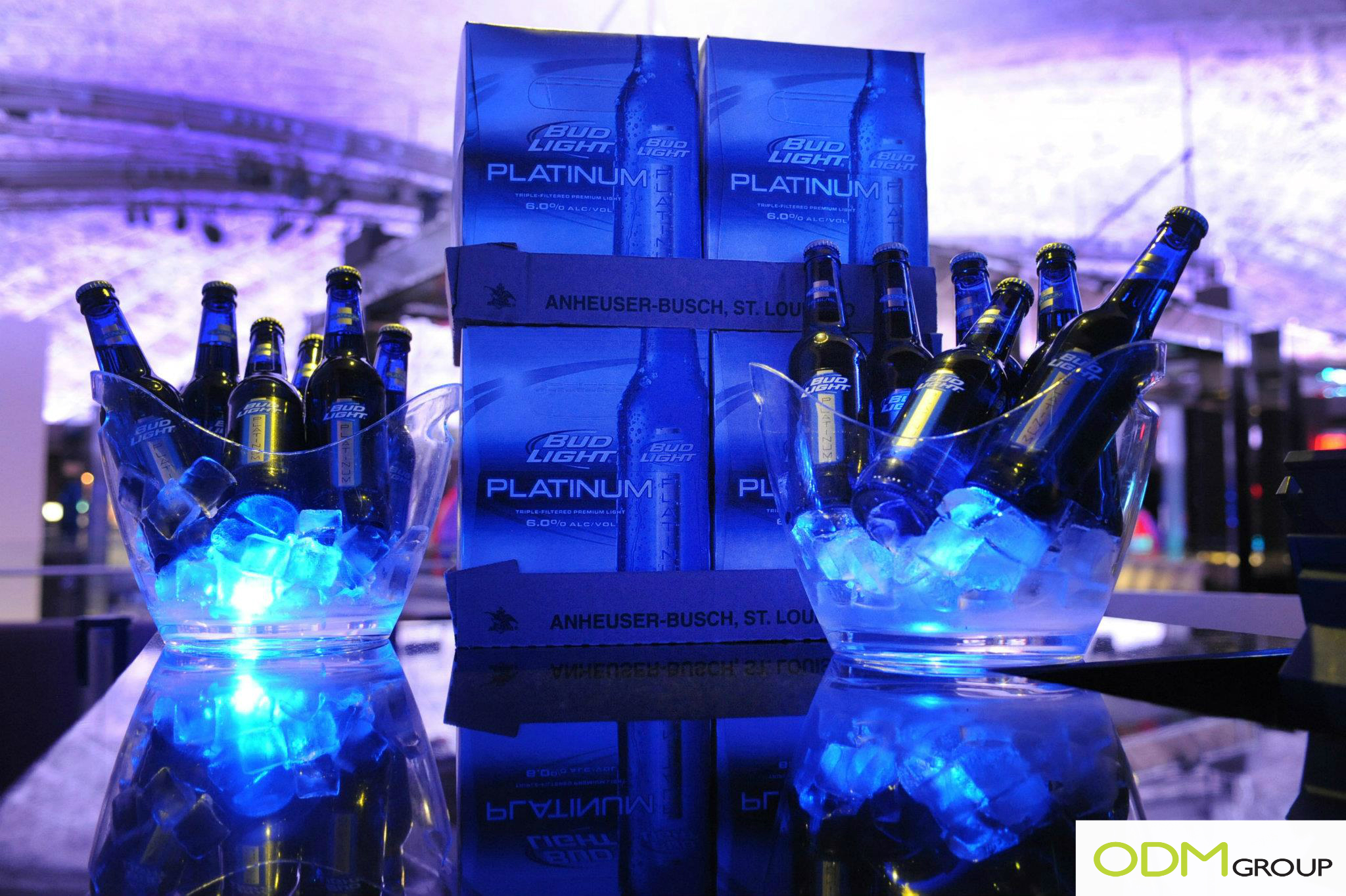 Bud11 Bud Platinum Cool Live Promotion