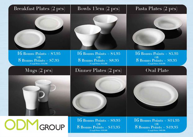 Dinner Ware NTUC Fair Price Dinnerware Promotion
