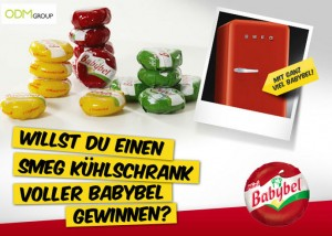 German Babybel Fridge Promotion 300x214 German Babybel Fridge Promotion