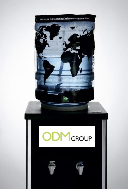 Promo Idea Water Cooler Cover Promotional Idea   Water Cooler Cover
