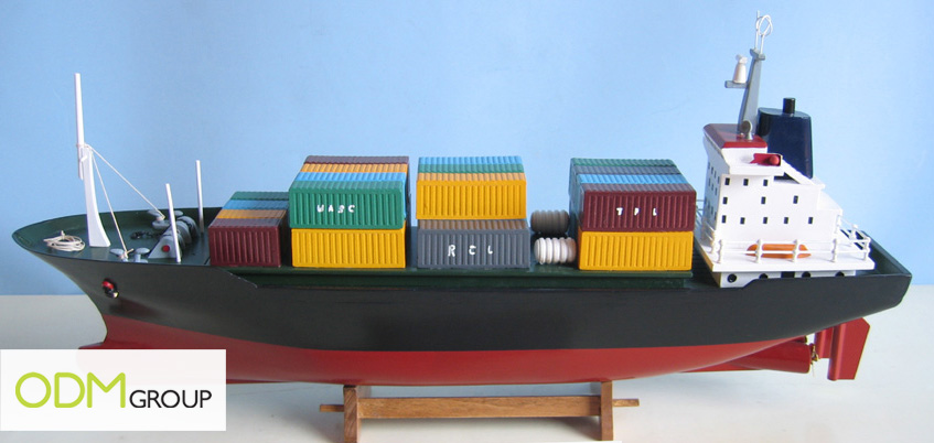 Ship1 Promotional Gift Idea: Container ships/Cargo ships