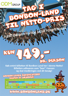 Bon Bon1 Cheap Theme Park Tickets As Marketing Tool