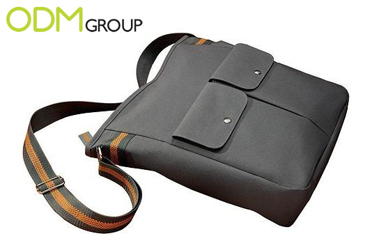 Curve Messenger Bag Curve Fragrance GWP: Messenger Bag
