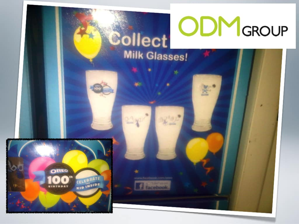 Oreo 100th Birthday GWP Milk Glasses2 Oreo 100th Birthday GWP: Milk Glasses