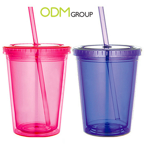 Plastic Tumbler with Straw Items Required to Start a Coffee Shop