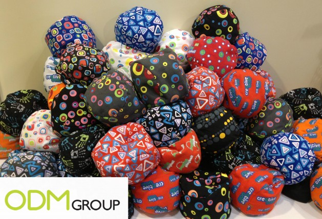Promo Gift Idea Cloth Balls1 629x429 Promo Gift Idea: Cloth Ball