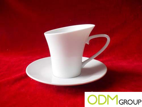 porcelain mug and saucer Items Required to Start a Coffee Shop