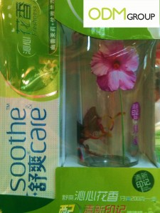 soothe and care093 225x300 Promo Gift with Toothpaste in China