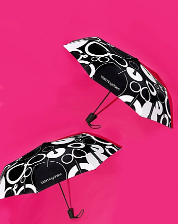 umbrella Bloomingdale GWP: Foldable Umbrella